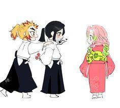 Kimetsu no Yaiba (Demon Slayer) Image - Zerochan Anime Image Board Manga Anime, Anime Demon, Anime Art, Slayer Meme, Demon Slayer, Cute Anime Wallpaper, Haikyuu, Anime Characters, Chibi