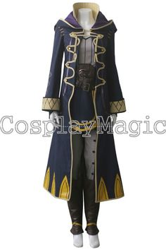 Fire Emblem: Awakening Female Robin Cosplay Costumes. I want!!