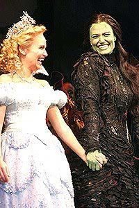 Kristin Chenoweth and Indina Mezel are the stars of Wicked. They have made a new name to Musical Theatre. They are icons for millions of people around the world.