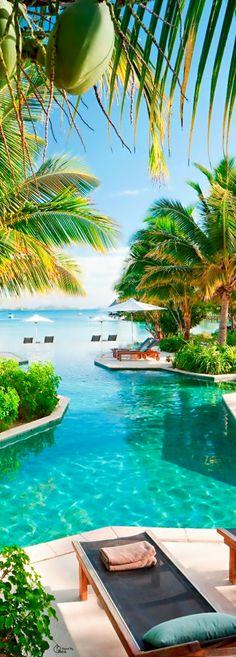 Likuliku Lagoon Resort // Fiji