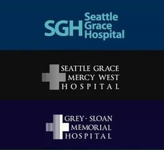 I like Seattle Grace Mercy West Hospital personally! Greys Anatomy Facts, Grey Anatomy Quotes, Meredith Grey, Grey's Anatomy Hospital, You Are My Person, Owen Hunt, Grey Stuff, Cristina Yang, Dance It Out
