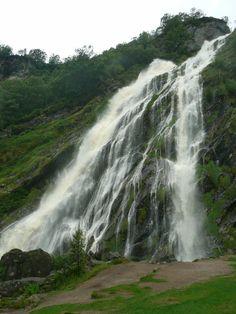 Powerscourt Waterfall - Ireland by andrakis75 on DeviantArt