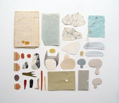 . of paper and things .: inspiration board | organized collection