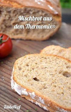 Mischbrot aus dem Thermomix® – Foto: Nicole Stroschein