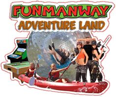 You want adventure? Then come to Fun Man Way and experience zorbing in the only cornered globe riding track in Europe. This track runs at over 265 meters and an even steeper straight track at Cork, Brave, Globe, Europe, Action, Activities, Adventure, Day, Balloon