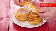 PLACKI SEROWE - mogą być idealną przekąską lub obiadem.