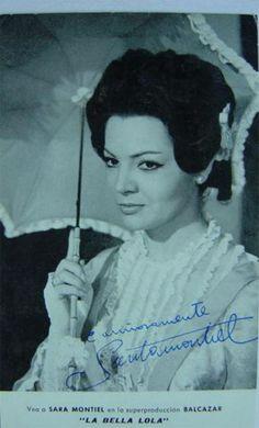 Sara Sarita Montiel .Сара Монтьель