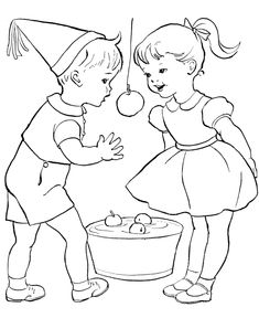 Valentines Day Coloring Pages for kids at HonkingDonkey.com