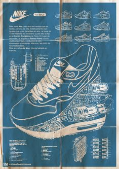 blueprint - Nike Shoes