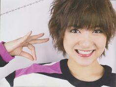 "SNH48 Sae Miyazawa ""Koruri to Sae"" on Ai Kyun Magazine"