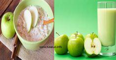 TuSalud.Info: No te Pierda este remedio de manzana verde y avena: ¿Entérate de todo lo que puede hacer por ti?