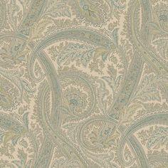 Wallpaper Traditional English Paisley ML1253