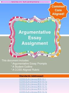 essay lesson plans middle school Allstar Construction   Best Images of Argumentative Essay Graphic Organizer   Argument