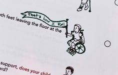 That Time I Defaced My Son's Developmental Questionnaire