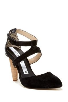88c4d2ddc2a9 Casey Jones Ankle Strap Pump Casey Jones