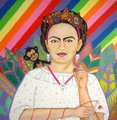Mi bella Frida kahlo