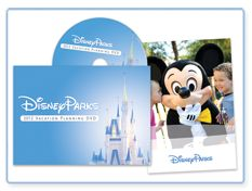 *HOT* FREE Disney Parks DVD Pack!