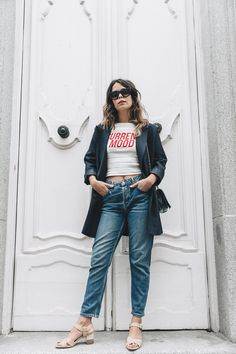 Current_Mood_Striped_Top-Denim_Jeans-Topshop-Dune_Sandals-Outfit-Street_Style-Collage_Vintage-16