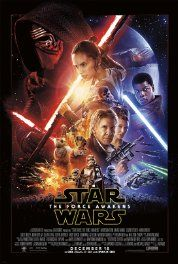 Star Wars: The Force Awakens on DVD April 2016 starring Harrison Ford, Mark Hamill, Carrie Fisher, Peter Mayhew. The beginning of a new Star Wars trilogy will take place 30 years after Episode VI: Return of the Jedi. Star Wars Film, Star Wars 7, Star Wars Watch, Star Wars Episode 8, Episode Vii, Star Wars Episodio Vii, Film 2015, Le Retour Du Jedi, Film Trailer