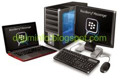 Digital Media Info: CARA MUDAH BBM di KOMPUTER PC/LAPTOP