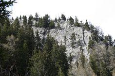 Felswand unterhalb Burner Boden - Kappl