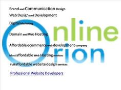 OnlieOrion specializes in professional web design company that market your company online, providing outstanding results.