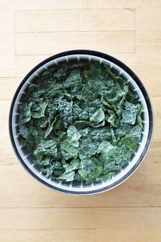 A Smarter, Better, Faster Way to Wash Kale (and Other Leafy Greens)