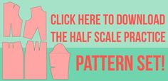 A comprehensive explanation of the basic flat pattern making foundation pattern blocks. After reading this article you'll understand the basics of flat pattern drafting. Dress Making Patterns, Easy Sewing Patterns, Clothing Patterns, Pattern Cutting, Pattern Making, Sewing Hacks, Sewing Tutorials, Dart Manipulation, Altering Clothes