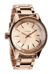 The Facet - All Rose Gold | Nixon