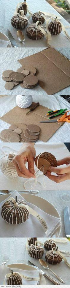Ideas con Cajas de Cartón decorativas
