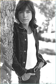 "David Cassidy ""I think I love you"" sorry couldn't resist. I used to be in love with him in the 70's."