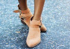 Mooie schoenen. Wil ik!