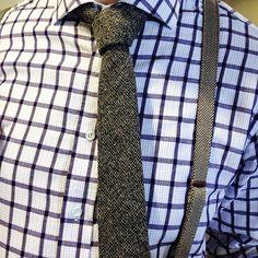 Vintage Donegal Tweed