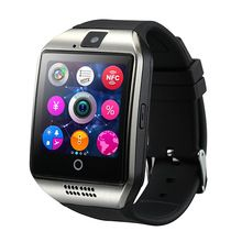 Original Q18 Bluetooth Smart Watch NFC Wristbands Smartwatch UI Facebook With Touch Screen Camera SIM For Android and IOS Phone Digital Guru Shop  Check it out here---> http://digitalgurushop.com/products/original-q18-bluetooth-smart-watch-nfc-wristbands-smartwatch-ui-facebook-with-touch-screen-camera-sim-for-android-and-ios-phone/
