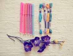 drobnosti od maminky Tassel Necklace, Tassels, Hair Styles, Beauty, Jewelry, Fashion, Hair Plait Styles, Moda, Jewlery