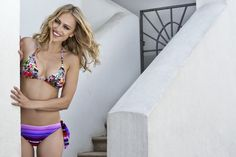 Mix Match Beachwear. Made in Italy.