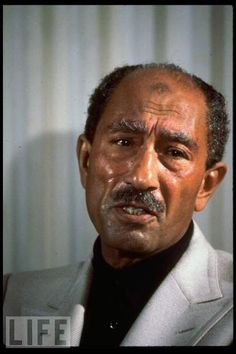Anwar Sadat - realized the ugliness and waste of war when his brother was killed fighting Israel. Had he not been assassinated, perhaps the Middle East would have found a peaceful way to live and prosper.