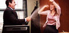 Eine Runde in der Champagne-Dusche tanzen!