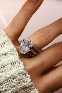 31 Best Simulated Diamond Rings Images On Pinterest In 2018 Cubic