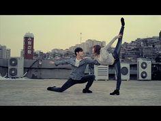 Anuncio de Levi's Ballet Commercial (Korea)