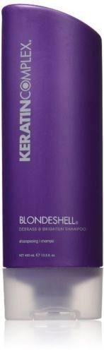 Keratin Complex Blondeshell Debrass & Brighten Shampoo, 13.5 oz
