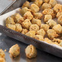 Fried Okra Recipe - Cooking with Paula Deen