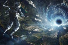 Earth's black holes