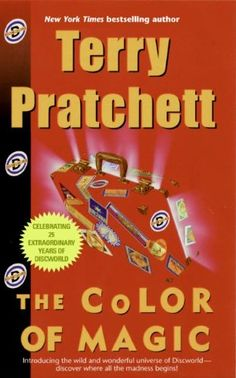 Today's Kindle SciFi/Fantasy Daily Deal is The Color of Magic ($1.99), by Terry Pratchett. This is a definitely recommended title and worth re-reading if it has been a while (and one I bought, long ago).