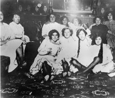 Prostitutes in San Francisco's Barbary Coast