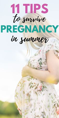 Things to make a pregnancy in summer more comfortable. Ideas in how to manage being pregnant in the summer from the heat to the beach to bugs. This summer pregnancy survival guide is a must read for new moms. #pregnancy #pregnant #baby #babies #summer #maternity #preggers #thirdtrimester #firsttrimester #secondtrimester #pregnancytips #birtheatlove Pregnancy Help, Trimesters Of Pregnancy, First Pregnancy, Pregnant Baby, Pregnant Diet, Summer Maternity, Kids Branding, Newborn Care, Summer Baby
