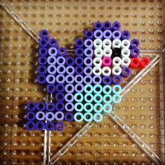 Bird perler beads by tristakins.creates