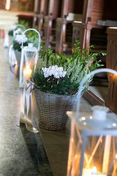 fiori chiesa shabby - Cerca con Google