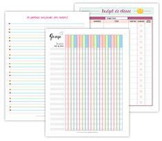 Survival Kit For Teachers, Teacher Survival, Gestion Administration, Note Sheet, Birthday Reminder, Meeting Planner, Teacher Planner, Certificate Templates, Fun Math