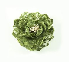 Antique Rose Corsage/Hairclip